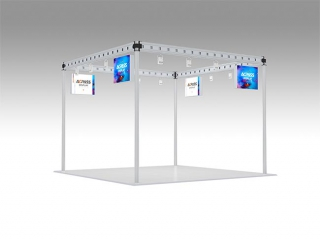 Exhibition Booth SCOD-FW401