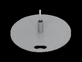 喷塑圆形底座FBG-9A