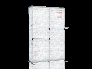 Lightbox Slatwall BW311 2x3