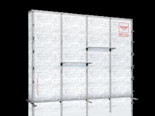 Lightbox Slatwall BW311 4x3