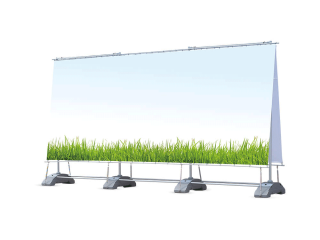Outdoor Banner Stand AS02