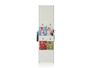 Portable Modular Slatwall Display SW902